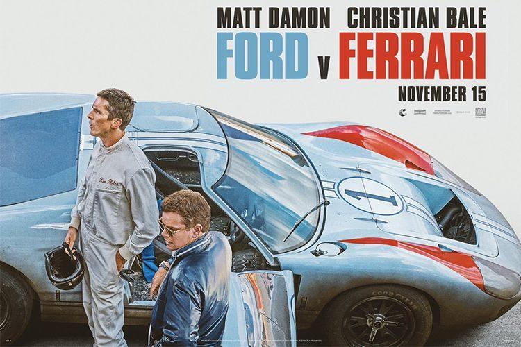 اولین تریلر رسمی فیلم Ford v. Ferrari منتشر شد + ویدئو