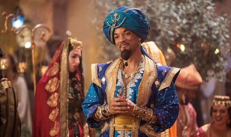 لایو اکشن Aladdin با عبور از 800 میلیون دلار فروش جهانی به سومین فیلم پرفروش سال 2019 تبدیل شد