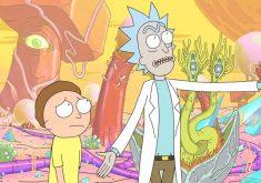 اولین تصاویر رسمی فصل چهارم سریال Rick and Morty منتشر شد