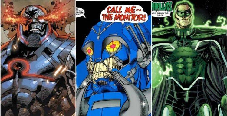 لیست قدرتمندترین موجودات کیهانی در کمیک های DC