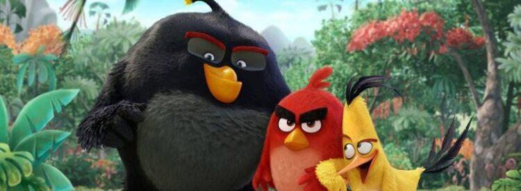 7 انیمیشن زیبا شبیه به Angry Birds