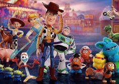 فروش جهانی انیمیشن Toy Story 4 از مرز یک میلیارد دلار عبور کرد