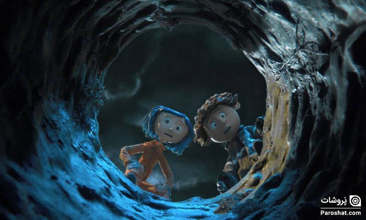 """12 فیلم جذاب و دیدنی شبیه انیمیشن """"کورالاین"""" (Coraline) که باید تماشا کنید"""