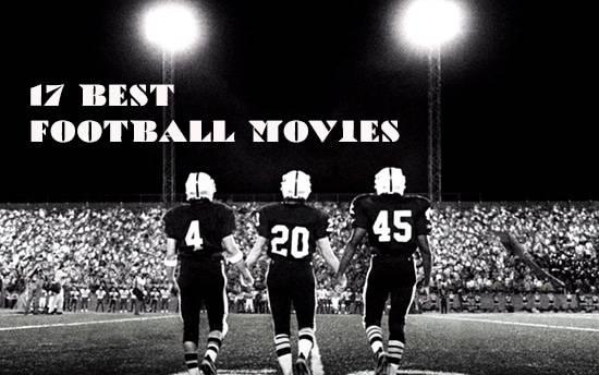 ۱۷ فیلم برتر سینما درباره فوتبال آمریکایی