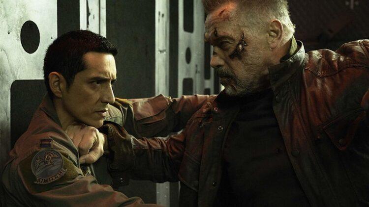 پوستر شخصیت های فیلم مورد انتظار Terminator: Dark Fate منتشر شد