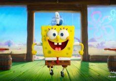 حضور افتخاری کیانو ریوز در اولین تریلر انیمیشن The SpongeBob Movie: Sponge on the Run