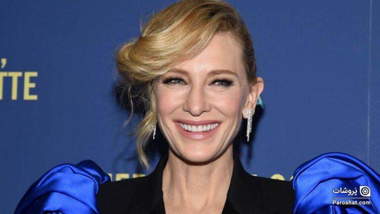 """بیوگرافی کامل """"کیت بلانشت"""" (Cate Blanchett) از کودکی تا به امروز"""