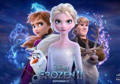 گزارش باکس آفیس آخر هفته: شروع طوفانی انیمیشن Frozen ۲ در اولین هفته اکرانش
