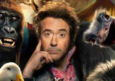 پوستر شخصیتهای فیلم موردانتظار Dolittle منتشر شد