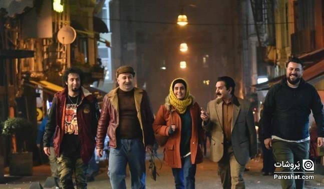 گزارش فروش هفتگی سینمای ایران: ادامه صدرنشینی فیلم مطرب