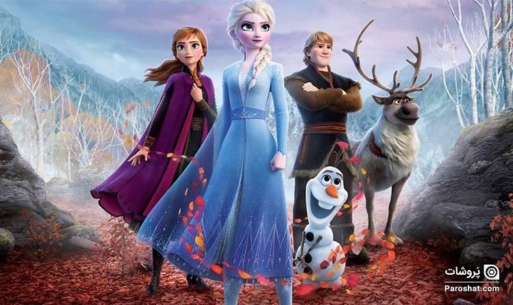 گزارش باکس آفیس آخر هفته: ادامه صدرنشینی پرقدرت انیمیشن Frozen ۲