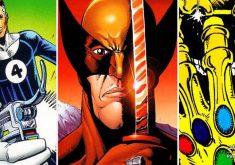 لیست قدرتمندترین سلاحها در دنیای کمیکهای مارول