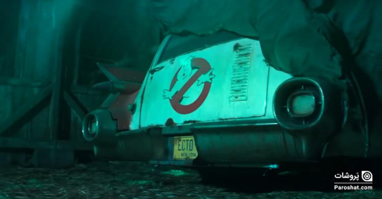 اولین پوستر رسمی فیلم Ghostbusters: Afterlife منتشر شد
