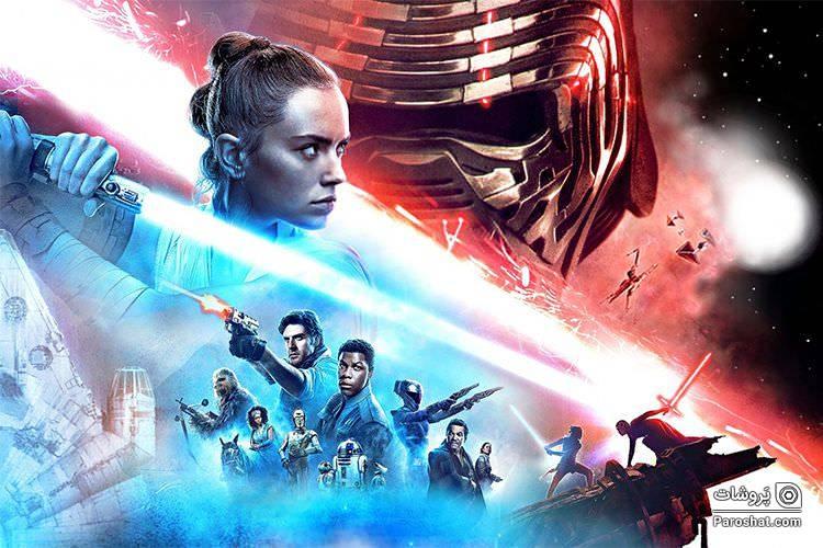 فروش فیلم Star Wars: The Rise of Skywalker از مرز یک میلیارد دلار عبور کرد
