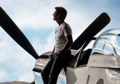 تصاویر جدیدی از فیلم Top Gun: Maverick منتشر شد