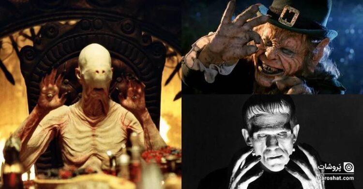 10 هیولا در فیلم های ترسناک که براساس اساطیر واقعی خلق شدند