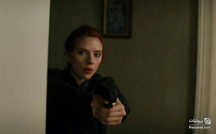 تیزر جدیدی از فیلم مورد انتظار Black Widow منتشر شد + ویدئو