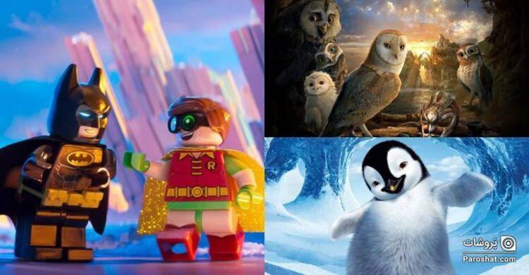 10 انیمیشن پرفروش برادران وارنر در تاریخ سینما