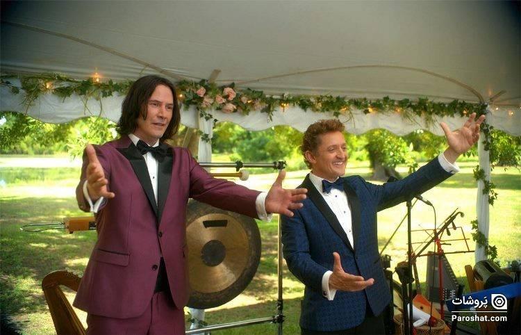 اکران فیلم Bill and Ted Face the Music تأخیر خورد