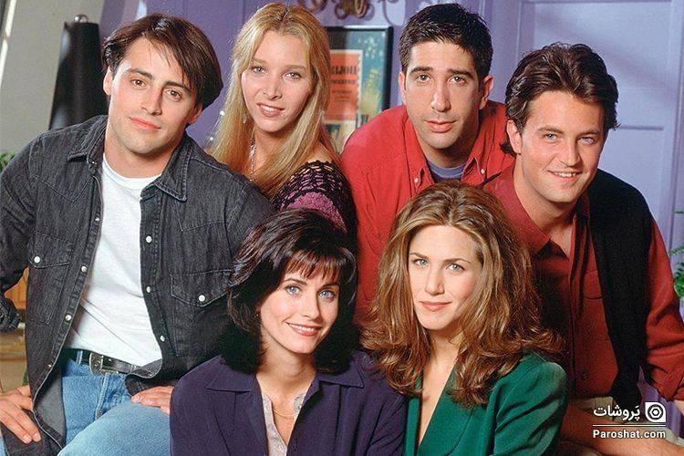 تولید قسمت ویژه سریال Friends توسط شبکه HBO Max رسما تایید شد