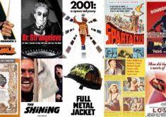 """رتبه بندی برترین فیلمهای """"استنلی کوبریک"""" برای فیلمسازان"""