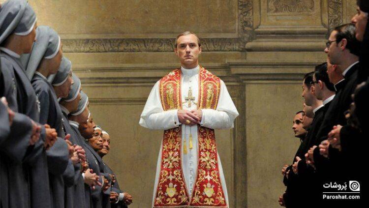 """معرفی سریال """"پاپ جوان"""" (The Young Pope)؛ داستانی متفاوت از ناگفتههای دینی"""