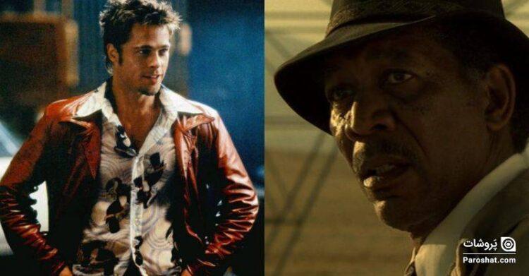 """بهترین شخصیتهای 10 فیلم برتر """"دیوید فینچر"""" (David Fincher)"""