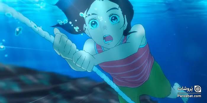 """7 انیمه سینمایی جذاب و دیدنی شبیه انیمه """"بچههای دریا"""" (Children of the Sea) که باید تماشا کنید"""