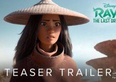 اولین تریلر رسمی انیمیشن Raya and the Last Dragon منتشر شد + ویدئو