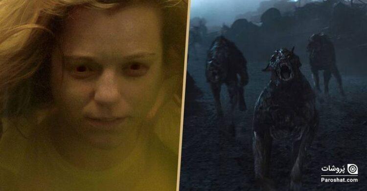 """ترسناکترین صحنههای چندگانه """"رزیدنت ایول"""" (The Resident Evil)"""