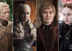 """رتبهبندی بهترین و بدترین شخصیتهای زن در سریال """"بازی تاج و تخت"""" (Game of Thrones)"""