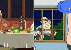 """10 صحنه بحثبرانگیز در سریال """"فامیلی گای"""" (Family Guy)"""