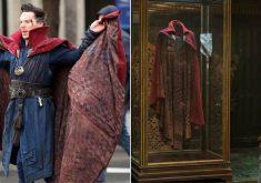 """جزئیاتی درباره لباس دکتر استرنج با بازی """"بندیکت کامبربچ"""" (Benedict Cumberbatch)"""