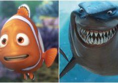 """رتبهبندی بامزهترین شخصیتهای اصلی انیمیشن """"در جستجوی نمو"""" (Finding Nemo)"""