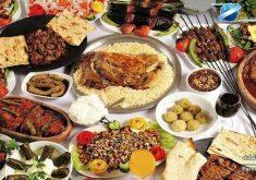 قیمت غذا در استانبول به لیر