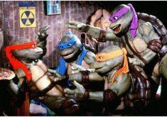 """10 صحنه بامزه از سهگانه """"لاکپشتهای نینجای نوجوان جهشیافته"""" (Teenage Mutant Ninja Turtles)"""