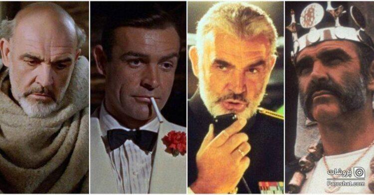 """بهترین فیلمهای """"شان کانری"""" (Sean Connery) براساس امتیاز IMDb"""
