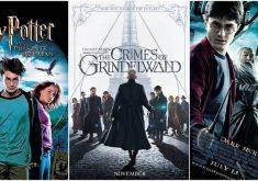 """10 حقیقت پنهان در پوسترهای مجموعه فیلمهای """"هری پاتر"""" (Harry Potter)"""