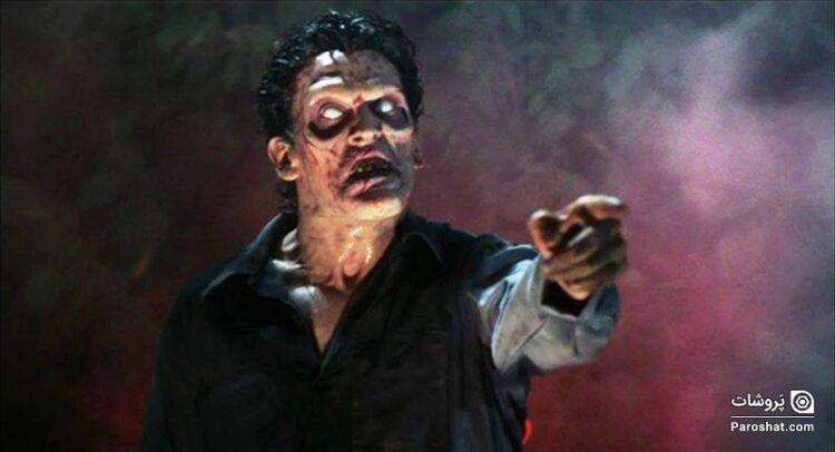 بهترین فیلمهای ژانر زامبی در سالهای 1980 بر اساس امتیاز IMDb
