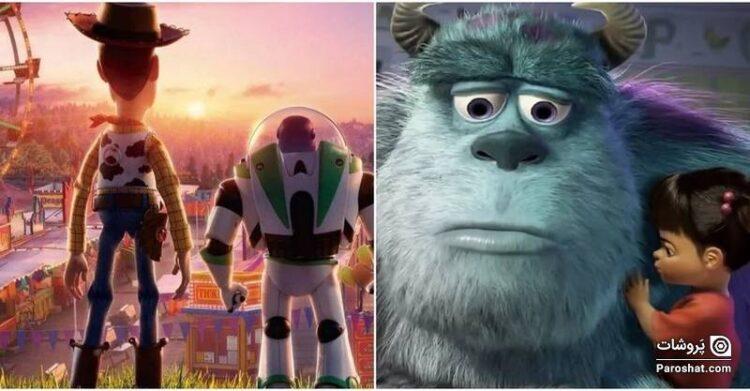 معرفی 10 انیمیشن عاطفی و با احساس از کمپانی پیکسار که باید تماشا کنید