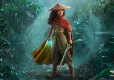 ماجراجویی در دنیایی فانتزی در تریلر جدید انیمیشن Raya and the Last Dragon