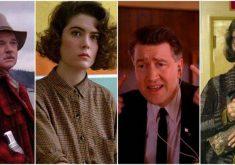 """لیست محبوبترین شخصیتهای """"توئین پیکس"""" (Twin Peaks)"""