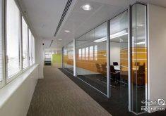 سفارش دیوار پارتیشن شیشه ای مناسب با هزینه شما