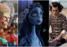 """فیلمهای مشابه """"خانواده آدامز"""" (The Addams Family) در کارنامه """"تیم برتون"""""""