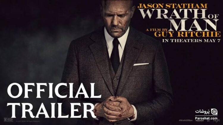 اولین تریلر فیلم Wrath of Man با بازی جیسون استاتهام و کارگردانی گای ریچی منتشر شد