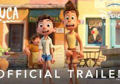 پیکسار و دیزنی تریلر رسمی انیمیشن جدید Luca را منتشر کردند