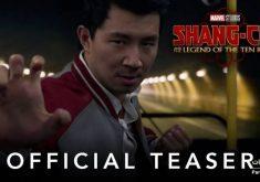 اولین تریلر رسمی فیلم Shang-Chi and the Legend of the Ten Rings منتشر شد