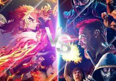 باکس آفیس: انیمه Demon Slayer جایگزین فیلم Mortal Kombat در صدر جدول شد