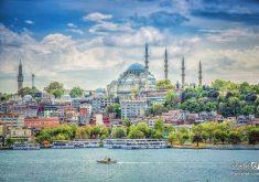 قیمت تور ترکیه در خرداد 1400 چقدر است؟