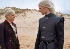 اولین تصاویر رسمی از سریال جدید House of the Dragon خاندان تارگرین را نشان میدهند